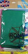 Parfüm, Parfüméria, kozmetikum Kötény, zöld - Ronney Professional Hairdressing Apron Green