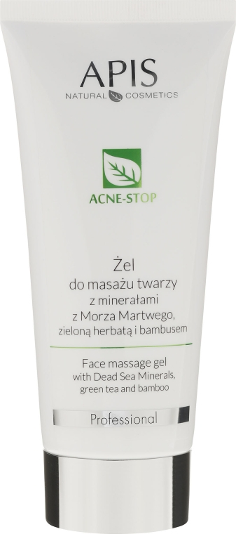 Masszázs zselé arcra - APIS Professional Face Massage Gel