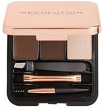 Parfüm, Parfüméria, kozmetikum Szemöldök szett - Makeup Revolution Brow Sculpt Kit