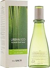 Parfüm, Parfüméria, kozmetikum Frissítő tonik Új-zélandi kender kivonattal - The Saem Urban Eco Harakeke Fresh Toner