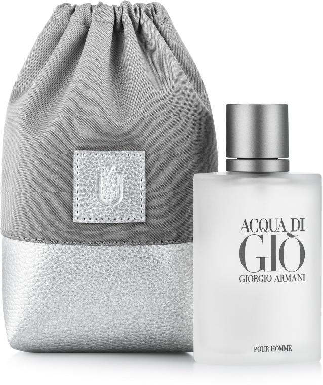 """Parfüm táska """"Perfume Dress"""", szürke - MakeUp"""