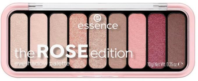 Szemhéjfesték paletta - Essence The Rose Edition Eyeshadow Palette