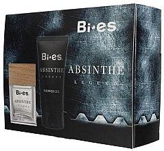 Parfüm, Parfüméria, kozmetikum Bi-Es Absinthe Legend - Szett (edt/100ml + sh/gel/150ml)