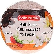 Parfüm, Parfüméria, kozmetikum Fürdőbomba, narancssárga - Belle Nature
