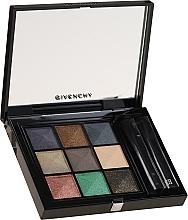 Parfüm, Parfüméria, kozmetikum Szemhéjfesték paletta - Givenchy Eyeshadow Palette With 9 Colors