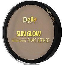 Parfüm, Parfüméria, kozmetikum Kompakt púder - Delia Shape Defined Sun Glow