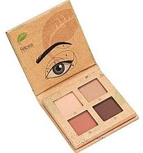 Parfüm, Parfüméria, kozmetikum Szemhéjfesték paletta - Felicea Natural Eyeshadow