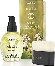 Parfüm, Parfüméria, kozmetikum Készlet - Aveda Tulasara Morning Awakening Ritual Kit (f/oil/50ml + brush/1pc)