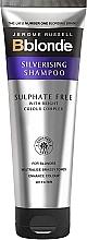 Parfüm, Parfüméria, kozmetikum Szulfátmentes sampon - Jerome Russell Bblonde Silverising Sulphate Free Brightening Shampoo
