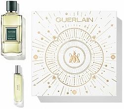 Parfüm, Parfüméria, kozmetikum Guerlain Vetiver - Szett (edt/100ml + edt/15ml)