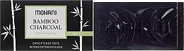 Parfüm, Parfüméria, kozmetikum Bambusz faszén szappan - Mohani Bamboo Charcoal Detoxifying Soap