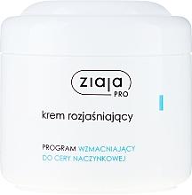 Parfüm, Parfüméria, kozmetikum Bőrélénkítő krém arcra - Ziaja Pro Lightening Cream