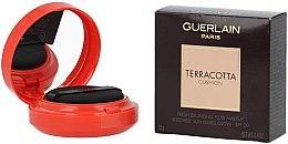 Parfüm, Parfüméria, kozmetikum Bronzosító cushion - Guerlain Terracotta Cushion Fresh Bronzing Fluid Makeup SPF 20