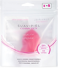 Parfüm, Parfüméria, kozmetikum Sminkszivacs - Suavipiel Cosmetics Beauty Sponge