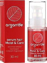 Parfüm, Parfüméria, kozmetikum Hajszérum - Stapiz Argan'de Moist & Care Serum