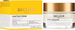 Parfüm, Parfüméria, kozmetikum Hidratáló arckrém - Decleor Light Day Cream Lavender Fine Firming Anti-Age