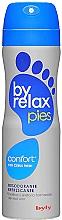 Parfüm, Parfüméria, kozmetikum Frissítő izzadásgátló lábra - Byly Byrelax Comfort With Citrus Fresh Feet Deo Spray