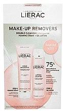 Parfüm, Parfüméria, kozmetikum Szett - Lierac Cleansing Program (f/cr/150ml + f/lotion/200ml)