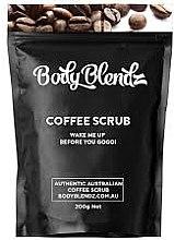 "Parfüm, Parfüméria, kozmetikum Testradír ""Kávé"" - Body Blendz Coffee Scrub"