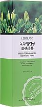 Parfüm, Parfüméria, kozmetikum Tisztító hab zöld tea kivonattal - Lebelage Green Tea Balancing Cleansing Foam