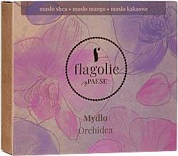 """Parfüm, Parfüméria, kozmetikum Natúr szappan kézre és testre """"Orchidea"""" - Flagolie by Paese Cranberry"""