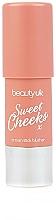 Parfüm, Parfüméria, kozmetikum Stick pirosító - Beauty UK Sweet Cheeks Cream Stick Blusher