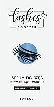 Parfüm, Parfüméria, kozmetikum Szempillanövelő szérum - Lashes Booster Eyelash Serum
