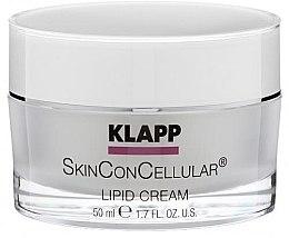 Parfüm, Parfüméria, kozmetikum Tápláló arckrém - Klapp Skin Con Cellular Lipid Cream