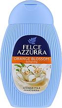 "Parfüm, Parfüméria, kozmetikum Tusoló krém ""Narancsvirágok"" - Felce Azzurra Shower-Gel"