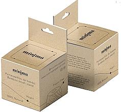 Parfüm, Parfüméria, kozmetikum Bambusz alátét fogkefére - Minima Organics