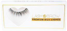 Parfüm, Parfüméria, kozmetikum Műszempilla - Lash Brow Premium Silk Lashes All Day Long