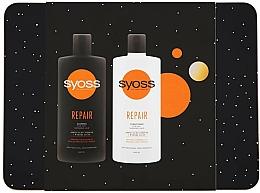 Parfüm, Parfüméria, kozmetikum Szett - Syoss Repair Metal Box (shmp/440ml + cond/440ml)