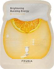 Parfüm, Parfüméria, kozmetikum Élénkítő szövetmaszk - Frudia Brightening Citrus Mask