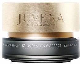 Parfüm, Parfüméria, kozmetikum Simító éjszakai krém - Juvena Skin Rejuvenate and Correct Delining Night Cream