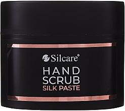 Parfüm, Parfüméria, kozmetikum Peeling-paszta kézre - Silcare Hand Scrub Silk Paste (mini)
