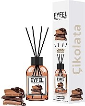 """Parfüm, Parfüméria, kozmetikum Aromadiffúzor """"Csokoládé"""" - Eyfel Perfume Reed Diffuser Chocolate"""