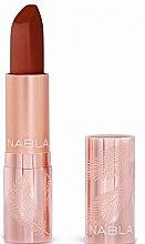 Parfüm, Parfüméria, kozmetikum Matt ajakrúzs - Nabla Cult Matte Bounce Matte Lipstick