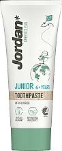 Parfüm, Parfüméria, kozmetikum Fogkrém, 6-12 éves korig - Jordan Green Clean Junior