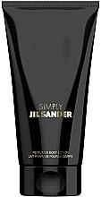Parfüm, Parfüméria, kozmetikum Jil Sander Simply Jil Sander - Testápoló