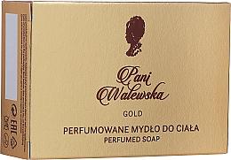 Parfüm, Parfüméria, kozmetikum Pani Walewska Gold - Szappan