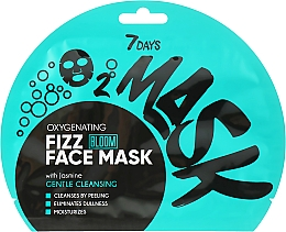 Parfüm, Parfüméria, kozmetikum Oxigénes buborék-maszk arcra - 7 Days Bloom Gentle Cleansing Mask