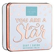 Parfüm, Parfüméria, kozmetikum Szappan - Scottish Fine Soaps You Are A Star Soap In A Tin