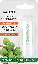 """Parfüm, Parfüméria, kozmetikum Ajakbalzsam """"Makadámiaolaj"""" - Venita Lip Balm Macadamia Oil"""
