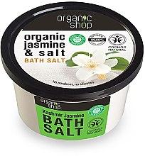 """Parfüm, Parfüméria, kozmetikum Fürdősó """"Kasmír jázmin"""" - Organic Shop Baths Salt Organic Jasmine & Salt"""