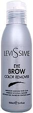 Parfüm, Parfüméria, kozmetikum Tisztószer szemöldökfestés során - LeviSsime Eye Brow Color Remover