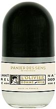 Parfüm, Parfüméria, kozmetikum Dezodor - Panier des Sens L'Olivier Natural Deodorant