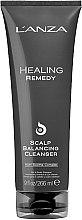 Parfüm, Parfüméria, kozmetikum Kiegyenlítő fejbőrtisztító szer - Lanza Healing Remedy Scalp Balancing Cleanser