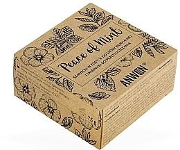 Parfüm, Parfüméria, kozmetikum Sampon - Anwen Peace of Mint