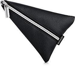 """Parfüm, Parfüméria, kozmetikum Kellék tok """"Manicure triangle"""", fekete - MakeUp"""