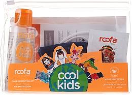 Parfüm, Parfüméria, kozmetikum Szett - Roofa Cool Kids (h/gel/100ml + gel/shm/3g + blue/mask/1pcs)